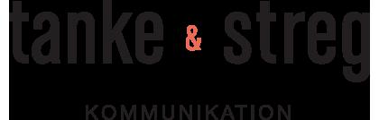 Tanke og Streg Logo